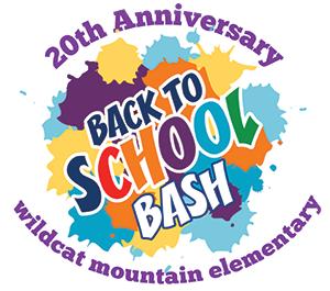 Back to School Bash-20th Anniversary @ Wildcat Mountain Field